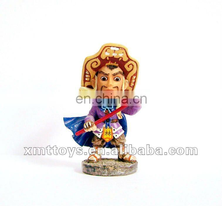 resin Sri Lanka style small figure