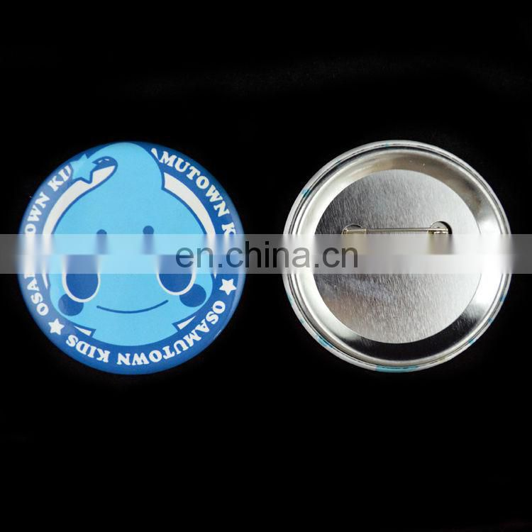 Custom Metal Pin Button Badge