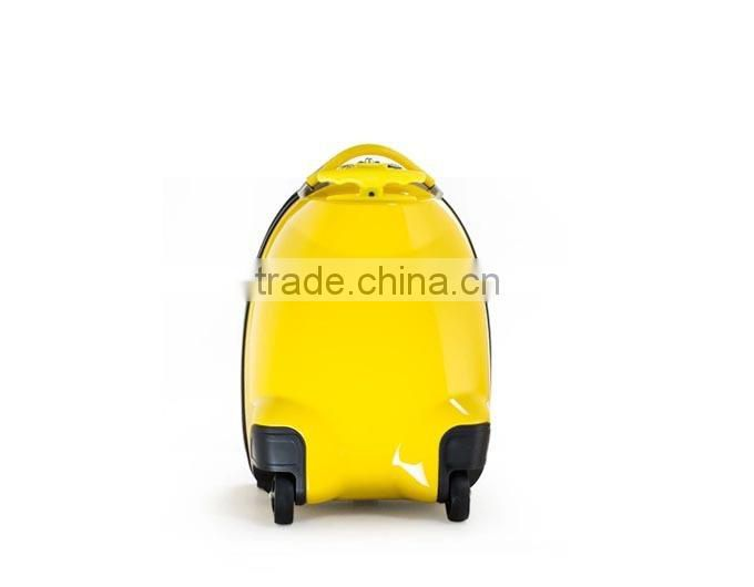 2015 RASTAR ABS plastic baby kids travel luggage bag