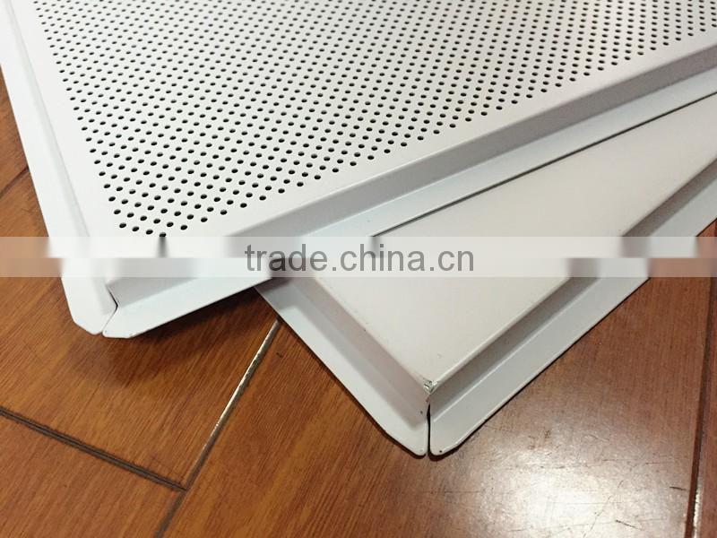 ... Metal Ceiling False Ceiling Decorative Material Powder Coated Lay In  Aluminium Ceiling Suspended Ceiling