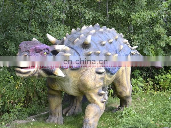 popular amusement park best quality sponge simulation dinosaur