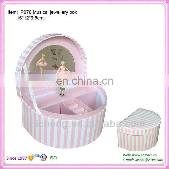 2016 HOT SALE Ballerina Musical Jewellery Box