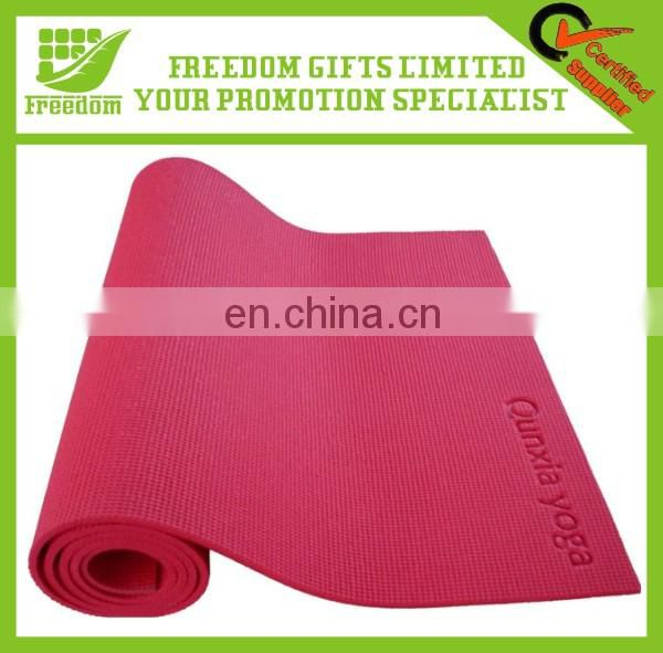 Promotional Gifts Popular Good Quality Cheap Custom TPE Yoga Mat