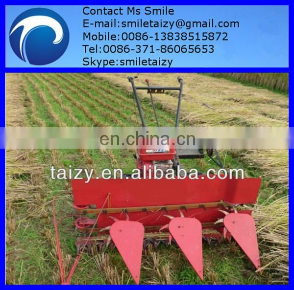 Rice swather machine and wheat thresher machine in competitive price for sale