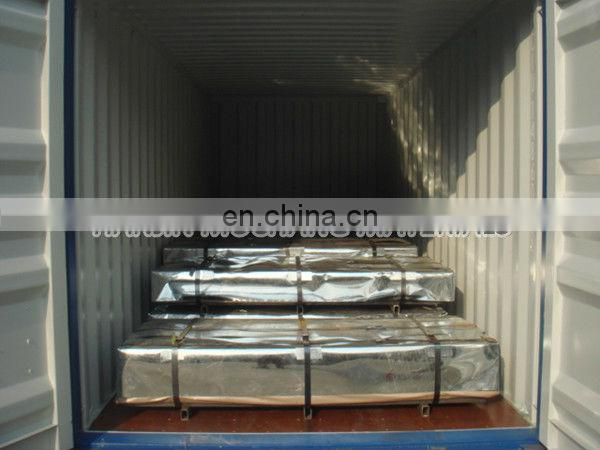 High Quality PPGI Corrugated sheet color aluminum roofing sheet
