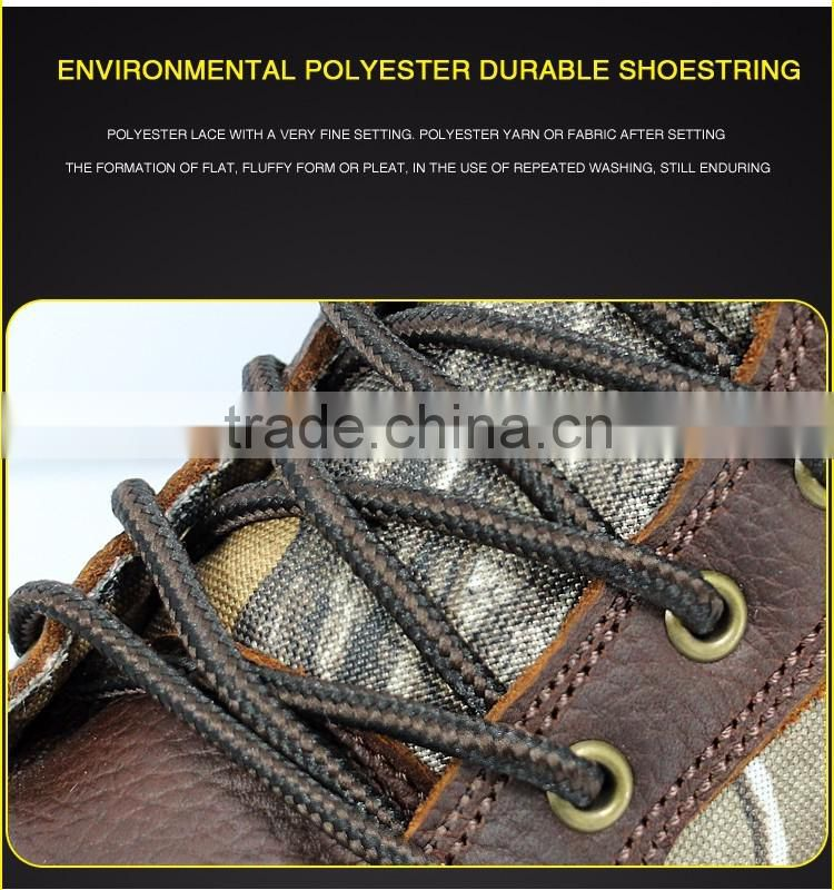 Leather boot,lightweight safety shoes,industrial safety footwear