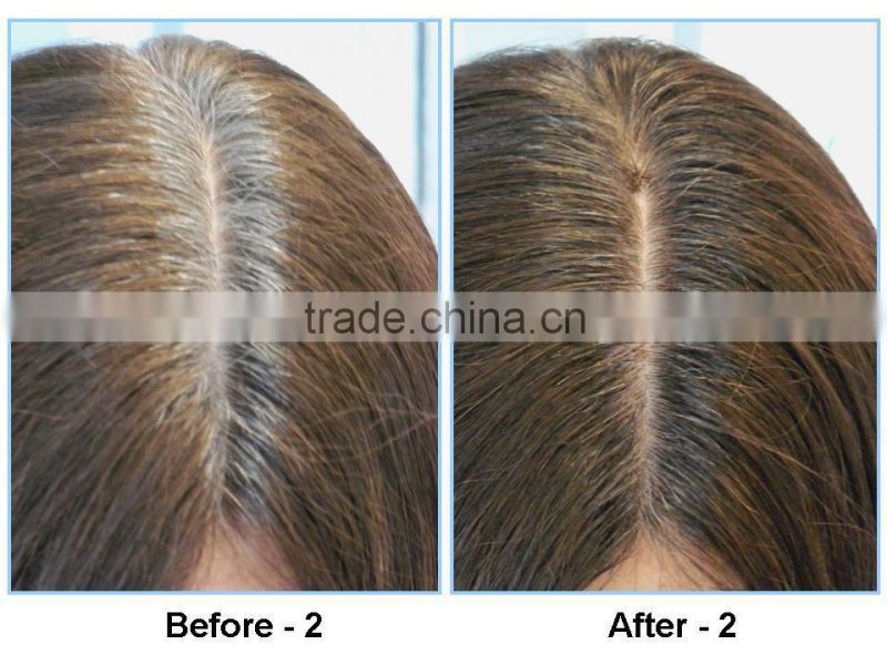 Roots Hair Color Dye Temporary Color Powder For Cover The Grey Roots
