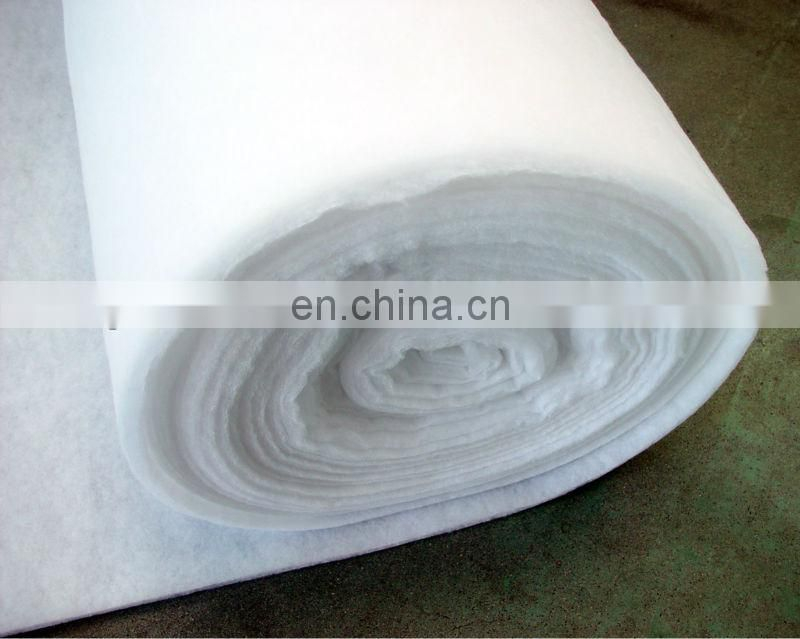 Nonwoven quilt cotton batting
