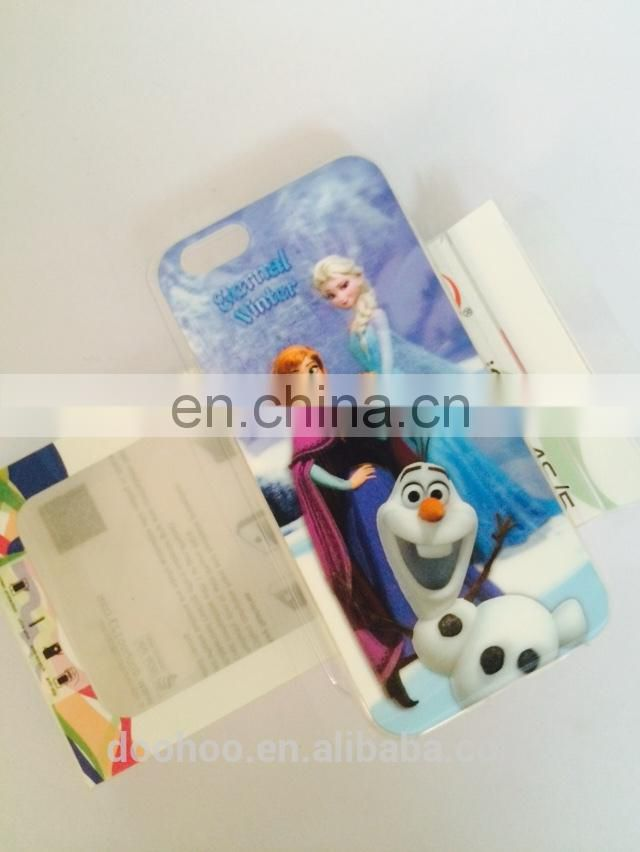 Wholesale 3d phone case for iphone 6 case