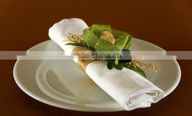 new brand disposable linen napkins