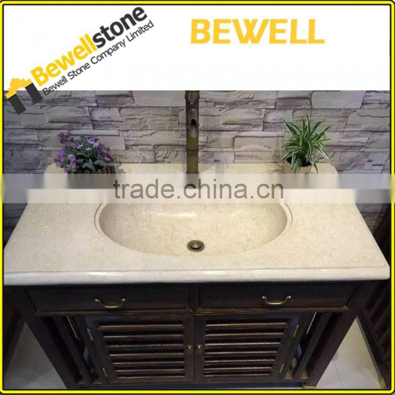 Top Grade Bathroom Vanity Unit Solid Wood Commercial