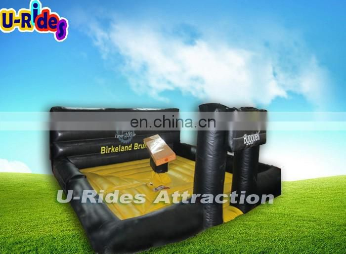2015 hot sell inflatable mechanical rodeo bull price for sale