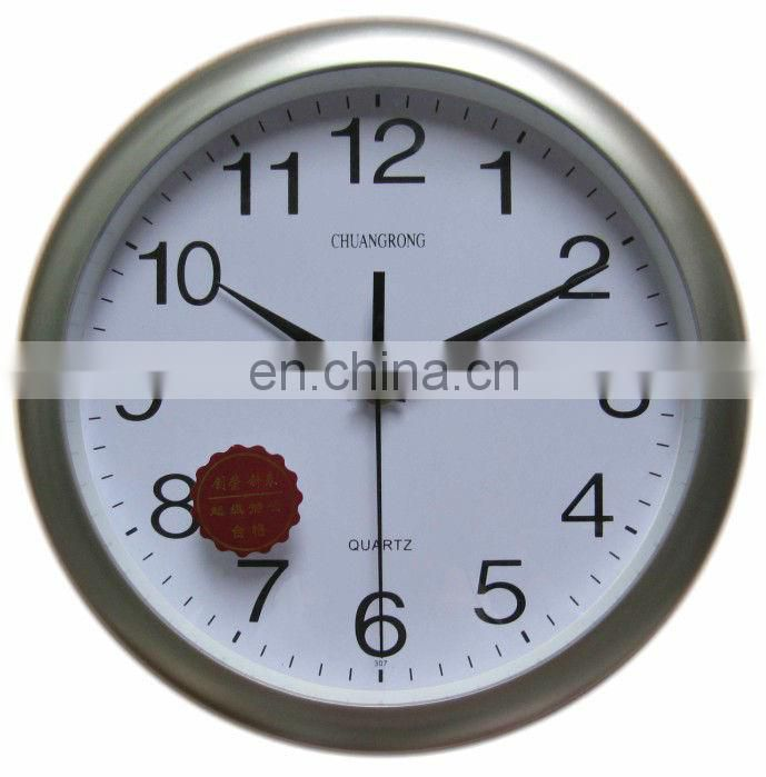 classic cheap art wall clock,promotional decoration wall clock