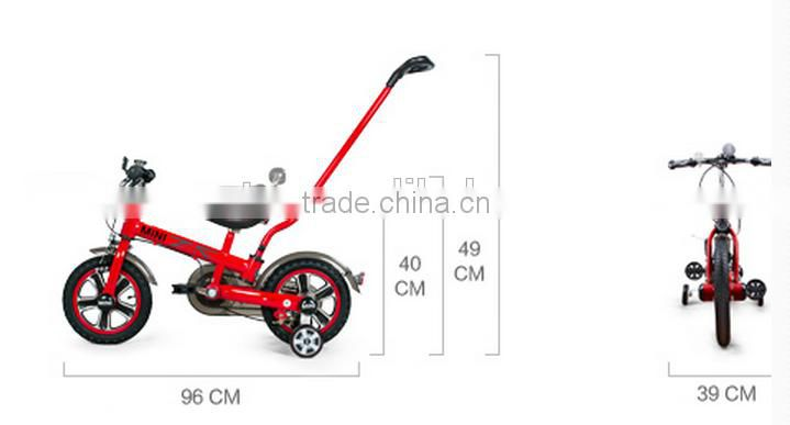 RASTAR Funcy 12 inch high quality used Mini bike children bike bicycle