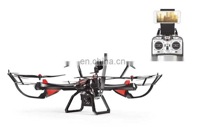 Most popular 4 axis hd camera wifi transmission radio control aircraft for sale