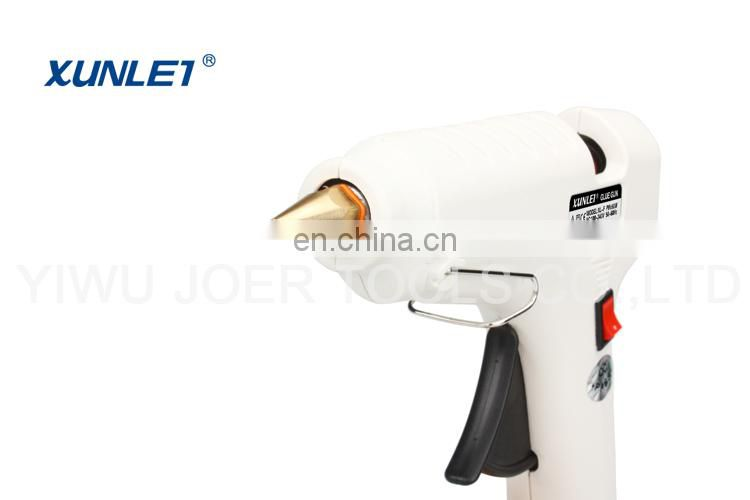 XL-F60 60W copper nozzle hot melt glue gun