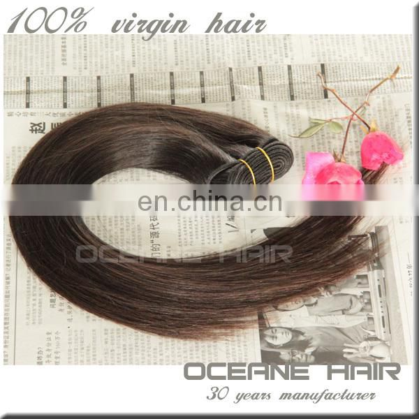 Top selling perfect extenion high quality fumi hair 6a virgin peruvian human hair extension