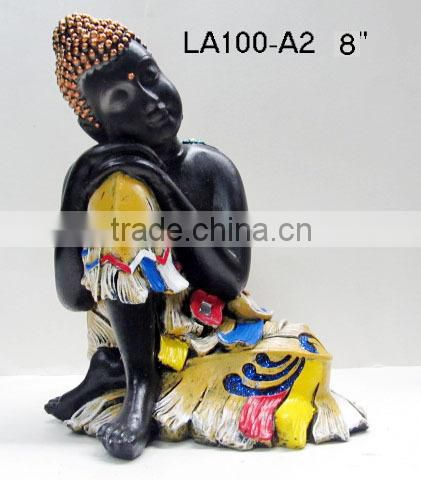 High quality buddha statue new resin mold