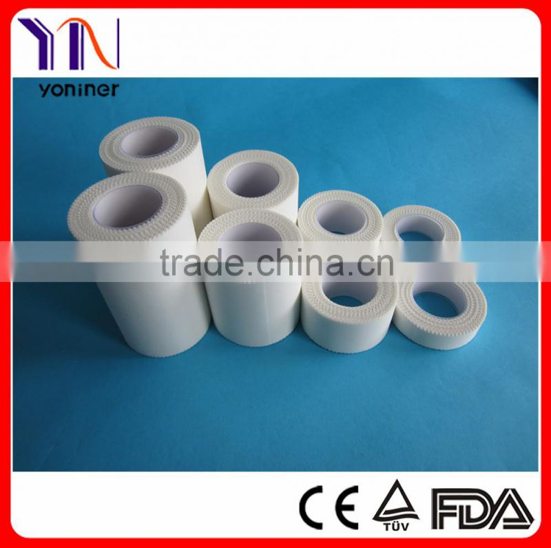 Acetate cloth Surgical Silk Adhesive tape CE FDA Certificated Manufacturer