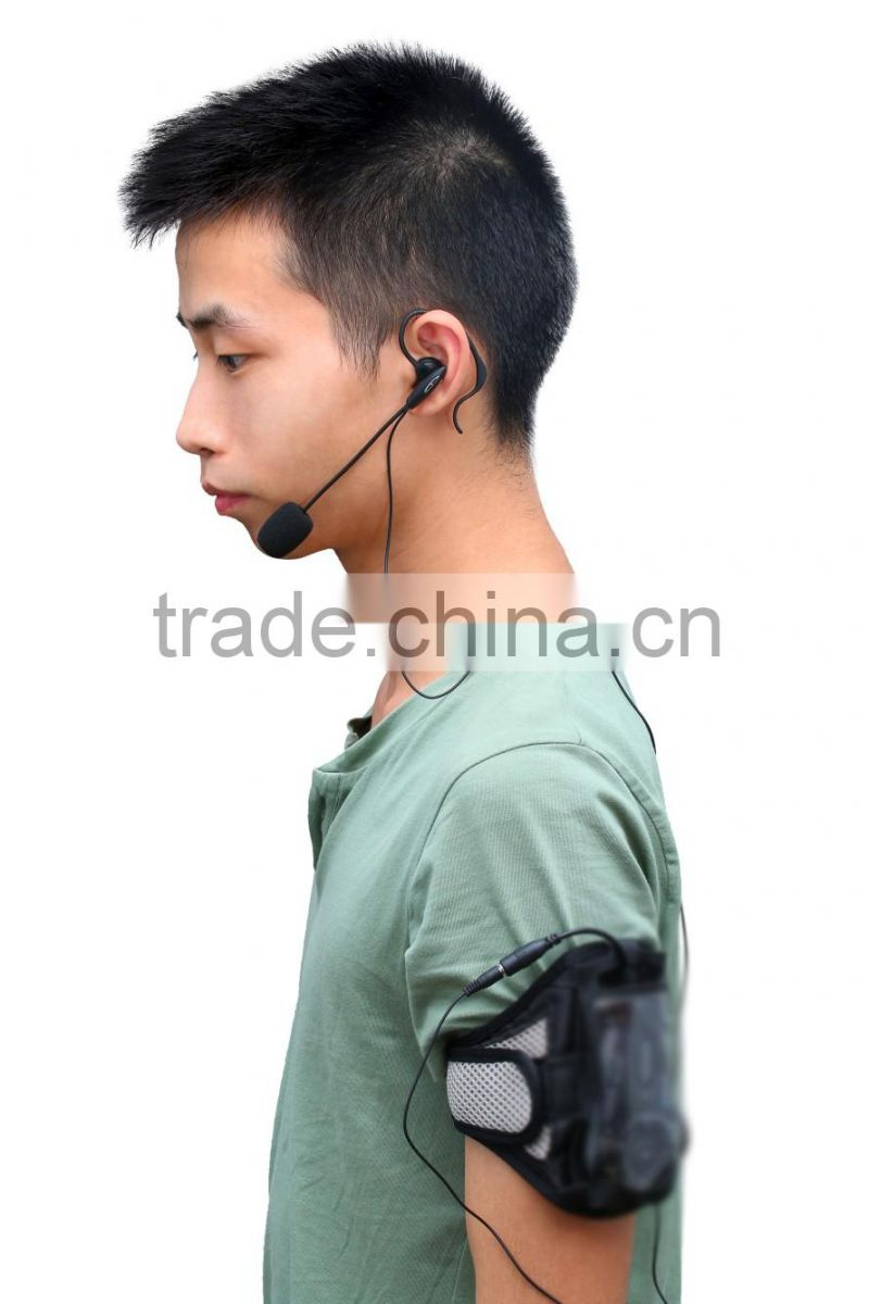 2016 New Ejeas shenzhen headset FBIM fully duplex wireless communication police motorcycle equipment for wholesale