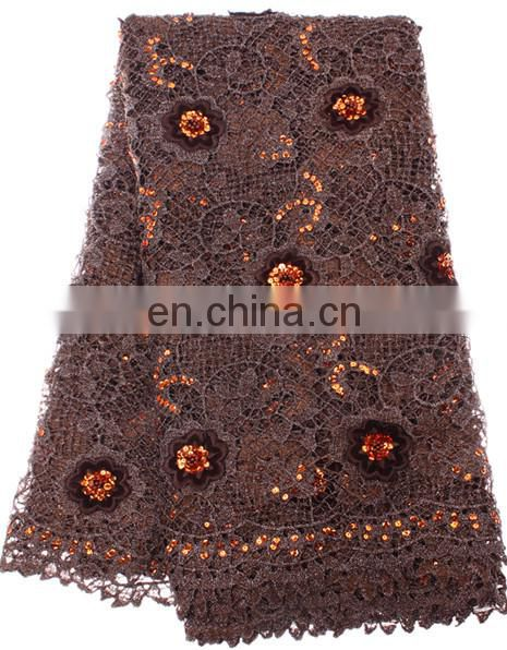 Wholesale Africa french lace bridal fabric