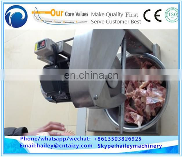 Factory price top quality chicken legs cutting machine Image