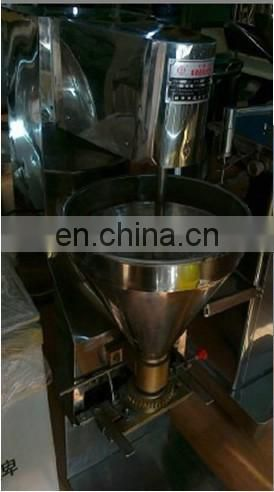 Professional Good Feedback cuttlefish ball machine meat paste making machine meatball machine