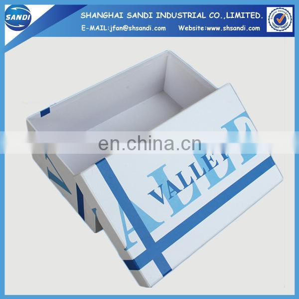 Christmas full color printing packaging paper gift box