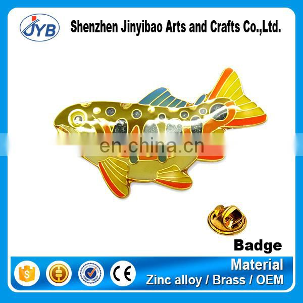 Chinese manufacturer custom metal pokemon pin badges