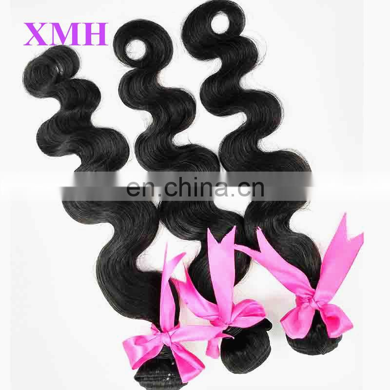 Top Quality Tangle Free Virgin Hair Fashion Hair Style For Girls