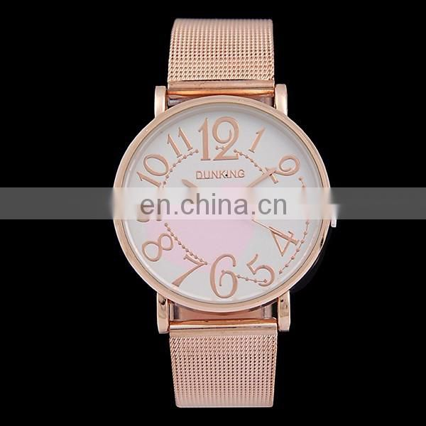 Wholesale mens watch 22k gold watch