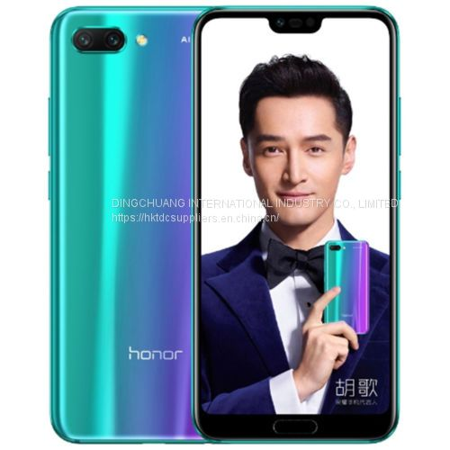 Huawei Honor 10 Global 6GB 64GB/128GB Smartphone 4G 3400mAh 5.84 Image