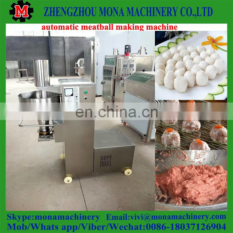 shrimp meatball forming machine/meat ball making machine/fish meatball machine
