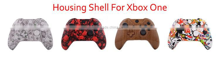 Hydro Dipped Carbon Fiber Replacement Housing Shell Kits For Xbox One Controller