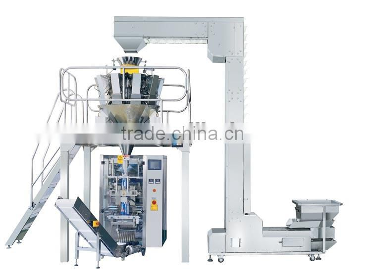 Fully Automatic Candy Weighing&Packing Machine/Bagging Machine