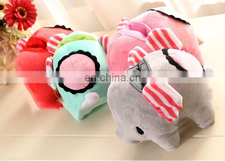 Plush stuffing cute animal free sample phone case cell phone case