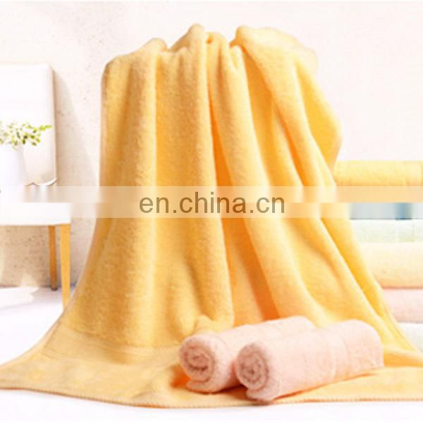 Best Prices!!! Elegant plush microfiber baby terry towel stock lot