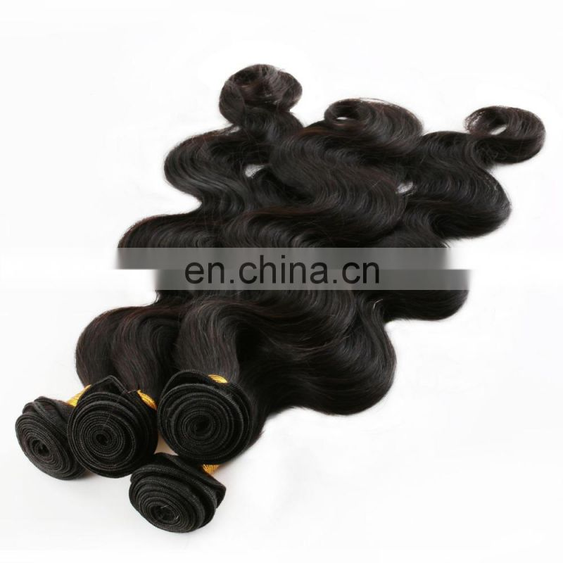 Virgin Hair Body Wave Cheap Human Hair Bundles Brazilian Hair