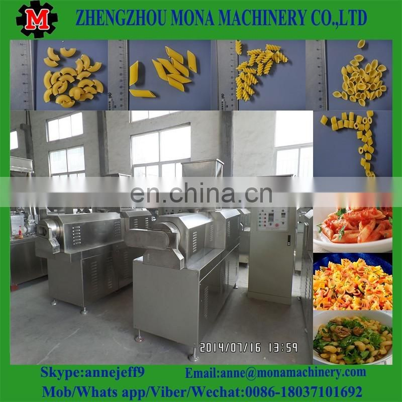 Italy Macaroni pasta noodle food production line
