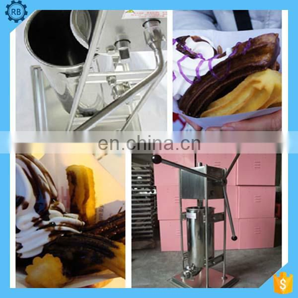 Small Business Machinery Electric Mobile Food Carts Churro Machine