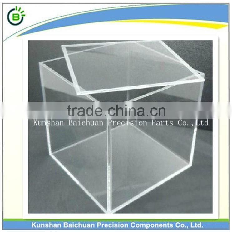 acrylic dust cover/organic glass display box processing customized/dust model box/can be processed according to the drawing
