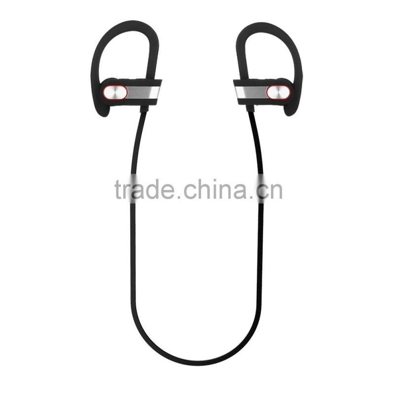 Wireless Headphones Best For Sport Gym Running Workout 9 Hour Battery Microphone Noise Cancelling Sweat