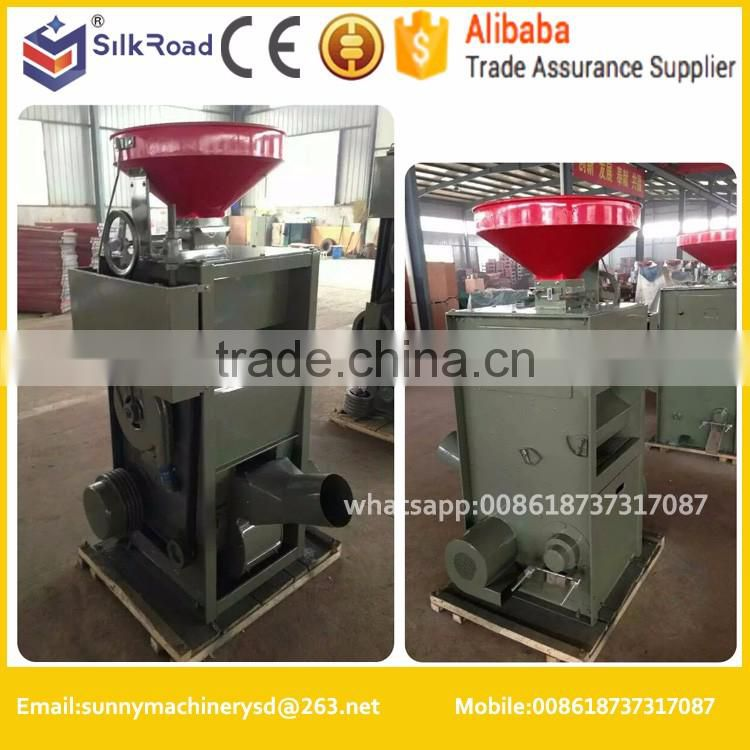Good price Thailand Market mini rice milling machine of Agricultural
