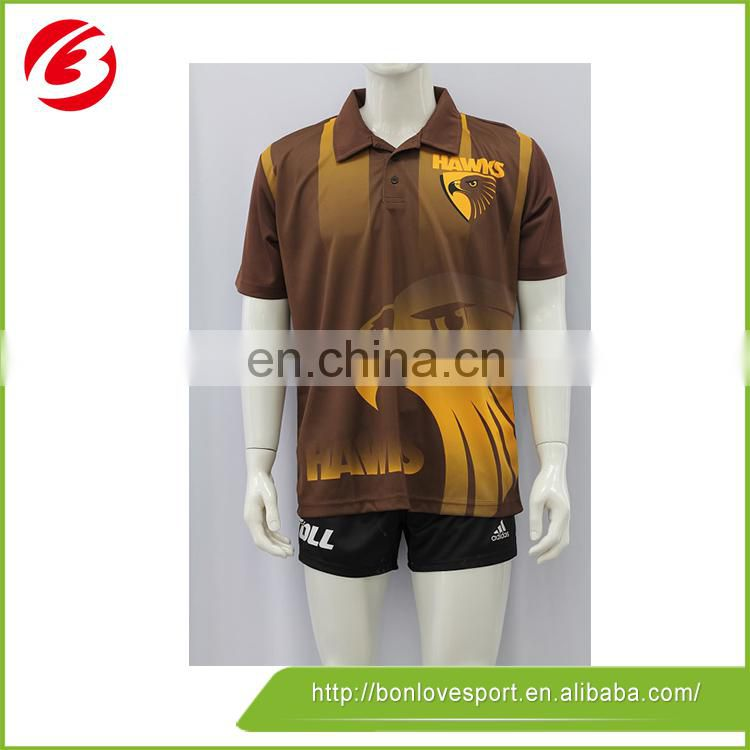 Top Quality Microfiber Polo T Shirt Men