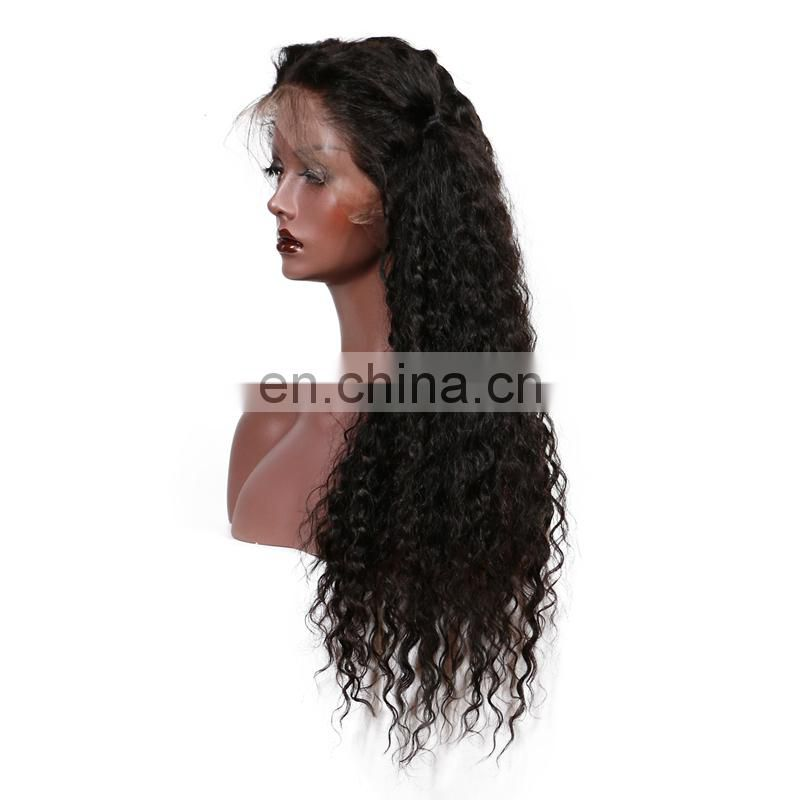 Cheap lace front wig human hair brazilian virgin hair wholesale