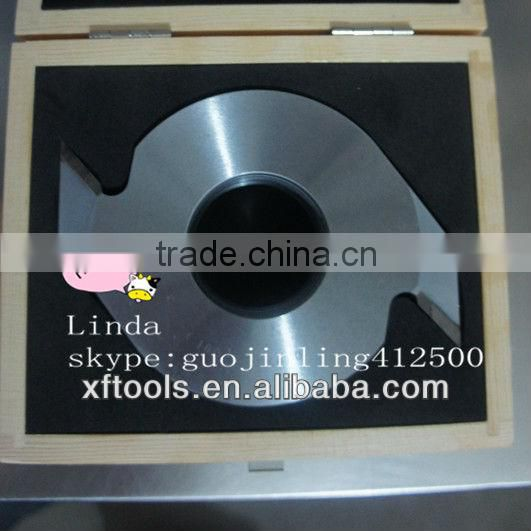 Wood joint tool finger joint cutter