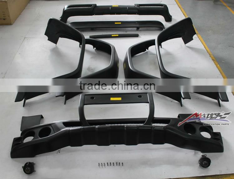Body kits for 2010-2013 G50/G55 HM style