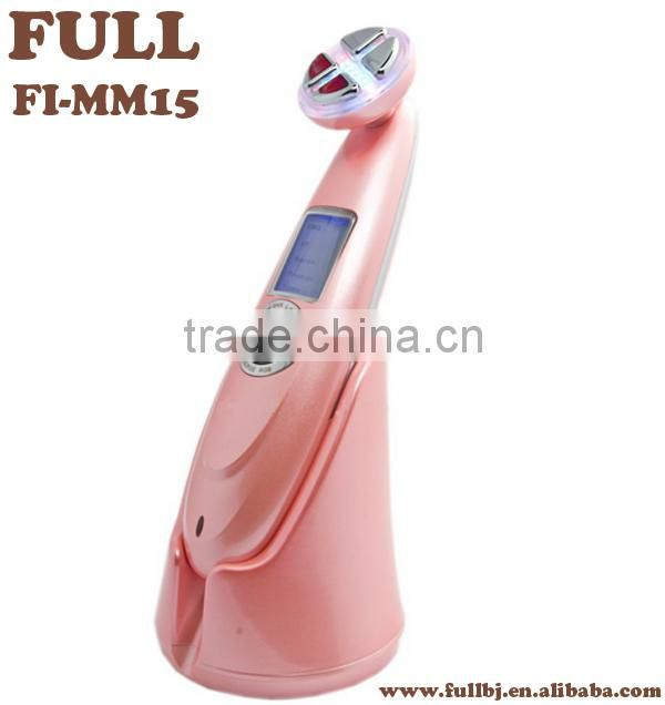 Ems Massager face lift machine with LED light therapy