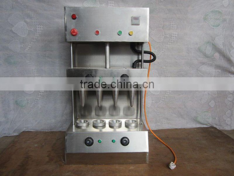 CE&ISO CERTIFICATED cheese machine pizza/hot sale cone pizza machine