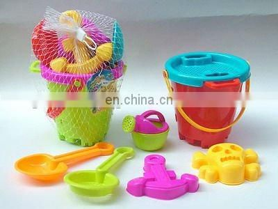plastic bucket beach sand molds kids toys